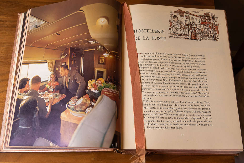 Vincent Price Cookbook Mobile Home Entertaining