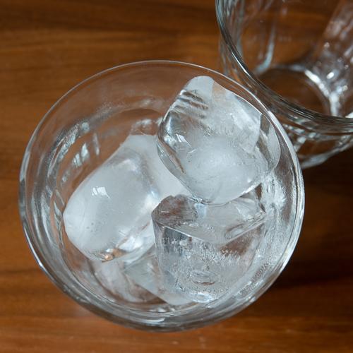 Sazerac cocktail Picardie tumblers.