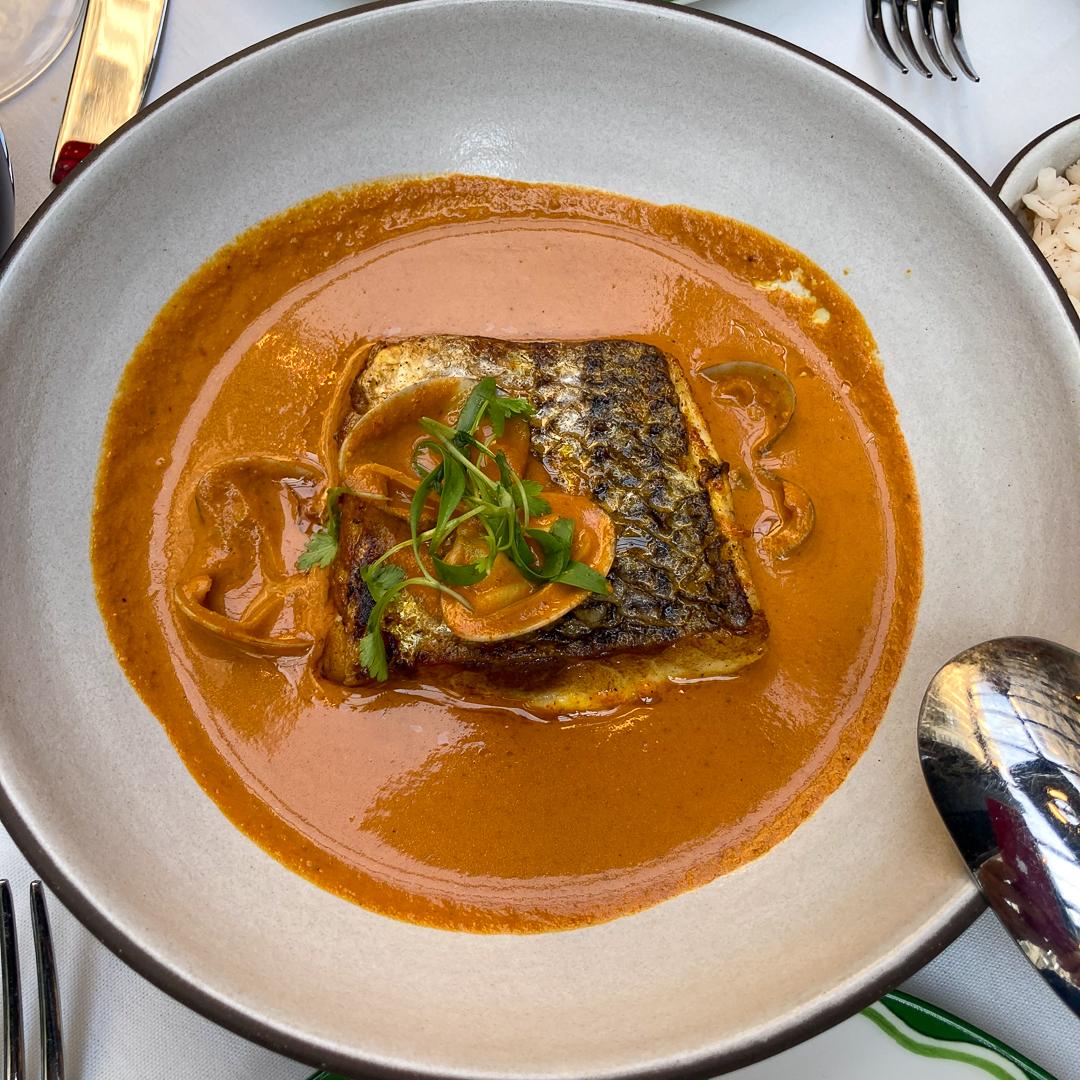 Floyd's Goan Fish Curry